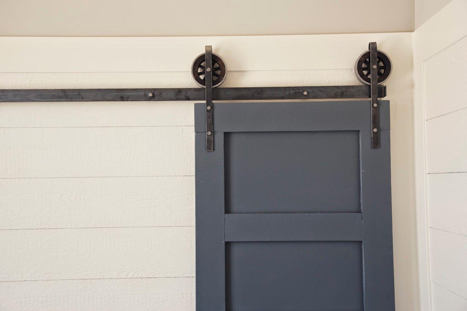 Barn Door Project | Barn door handles, Barn door projects ...