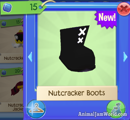 Nutcracker Boots in Play Wild #NutcrackerBoots #PlayWild