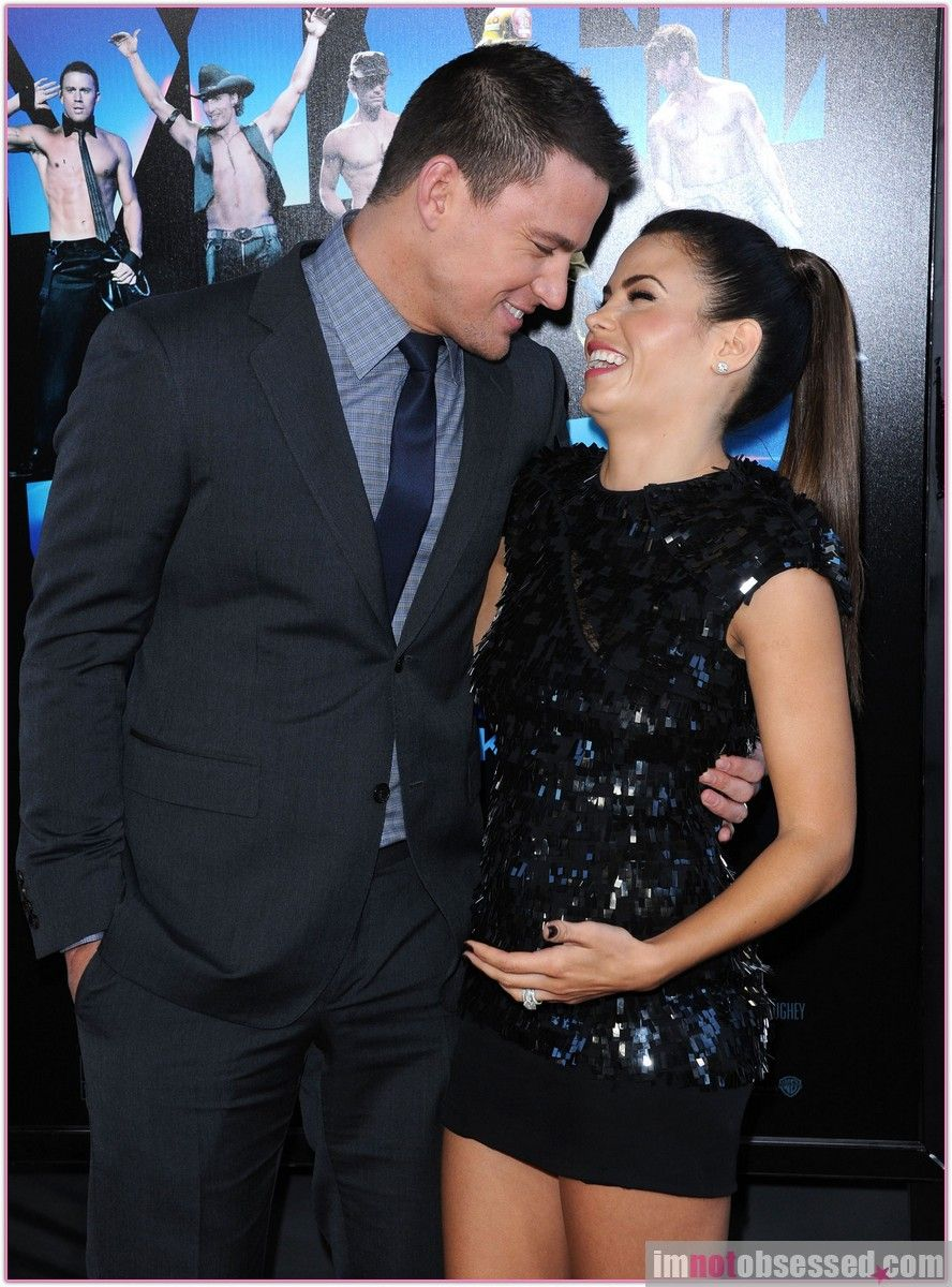 Channing tatum's baby name — channing & jenna dewan's, We ...