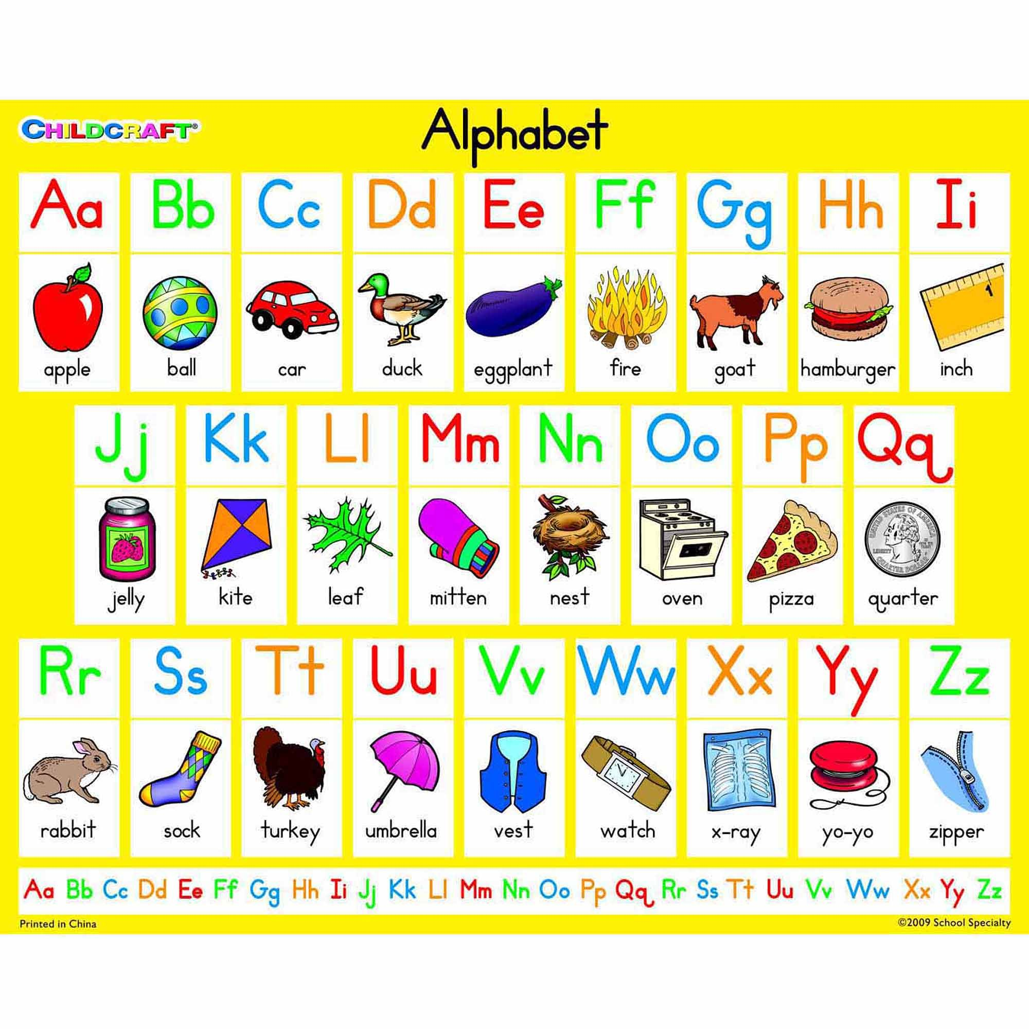 Image Result For Alphabet Chart  Kids    Alphabet Charts