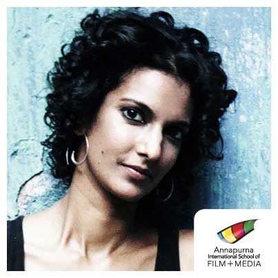 Poorna Jagannathan The American Tv Actress Features As The Spirited