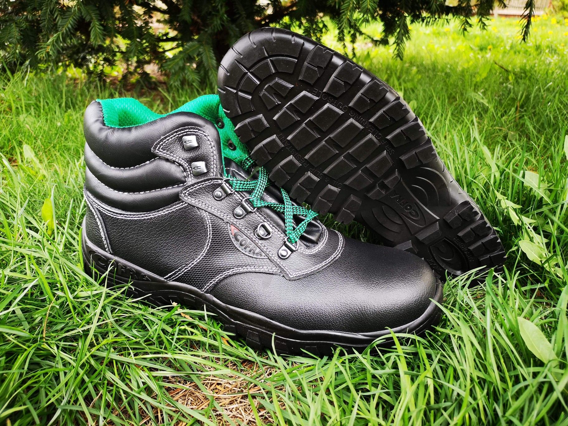 Trzewiki Buty Bezpieczne Brc Mercurio Boots Hiking Boots Air Jordan Sneaker