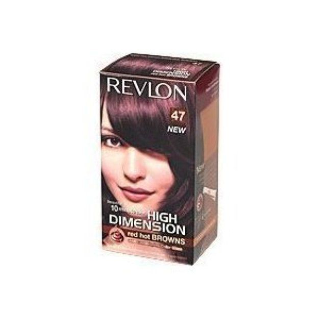 Im Learning All About Revlon 10 Minute Haircolor Creme Gel At