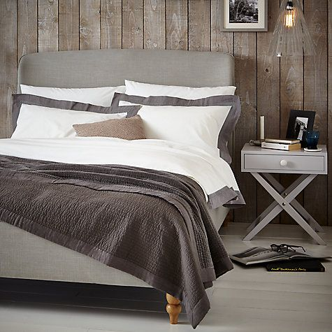 croft collection skye bed frame super king size