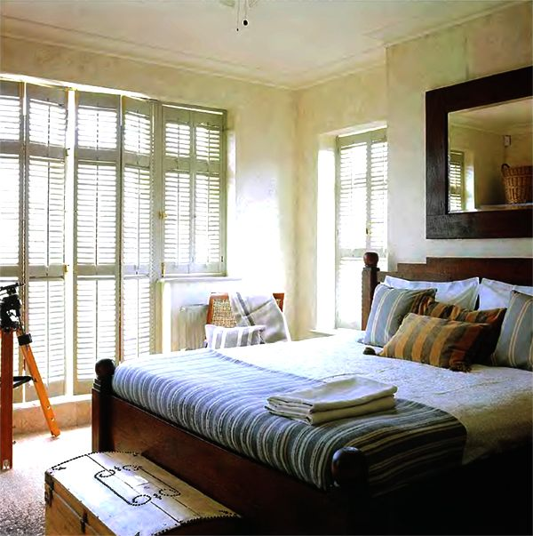 Country house bedroom design ideas