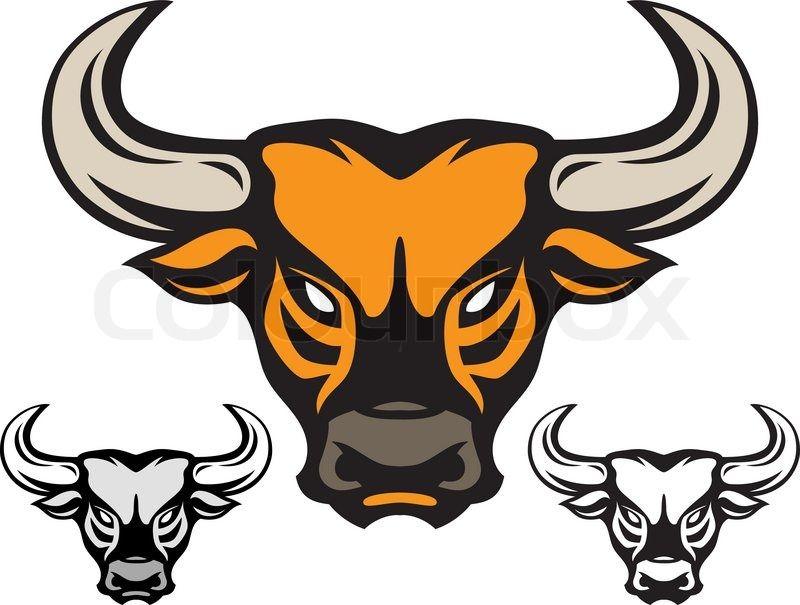 taurus bull head tattoos design sabloane pinterest taurus bull rh pinterest com