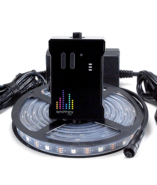 Synchrony™ LED Sound Reactive Music to Lights Controller ...