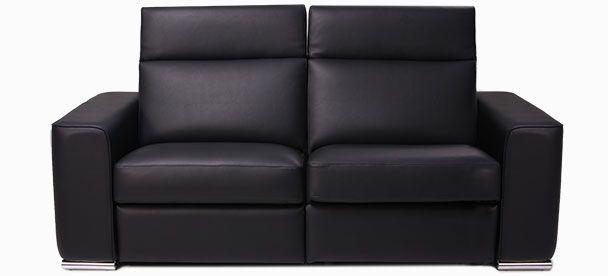 Marvelous Star By Jaymar Black Leather Loveseat Available In Dailytribune Chair Design For Home Dailytribuneorg