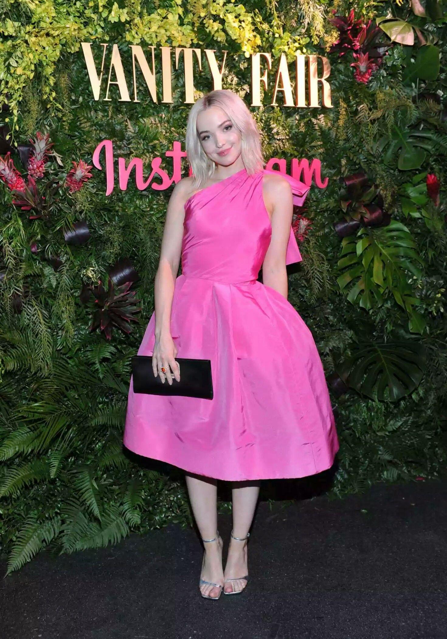 Cameron Pink Dove Dress