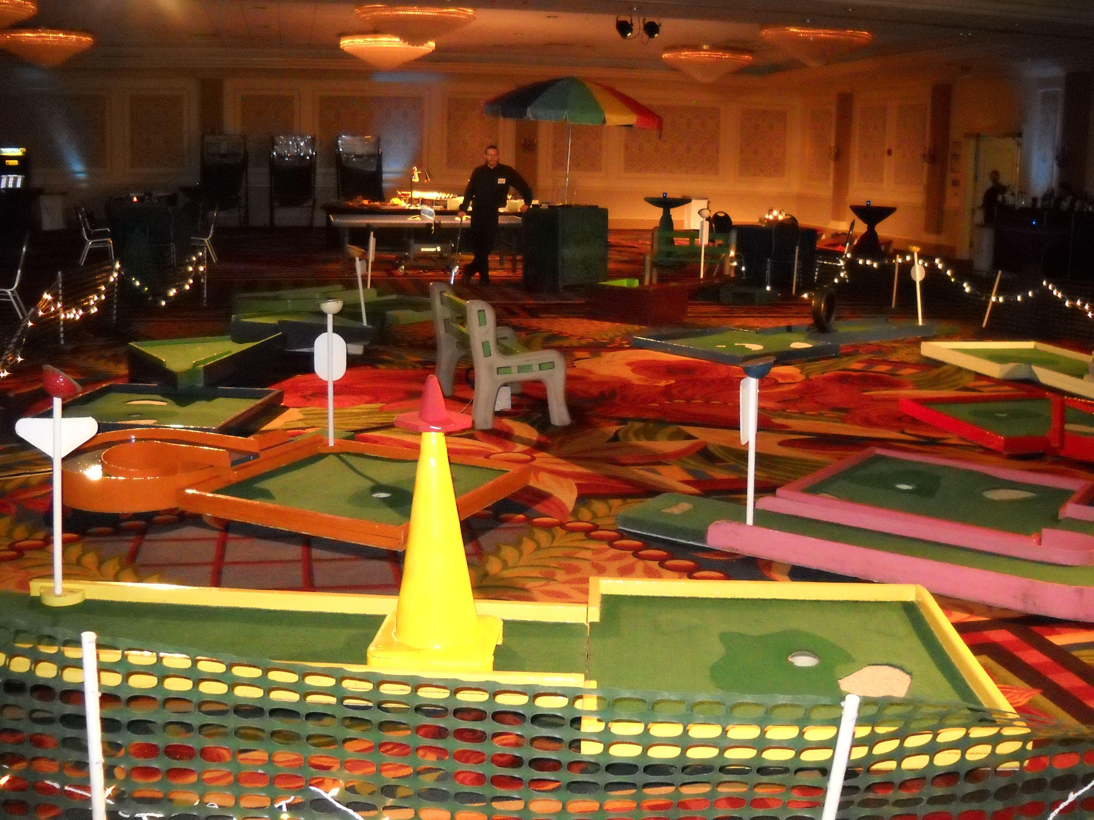Century Casino Mini Golf