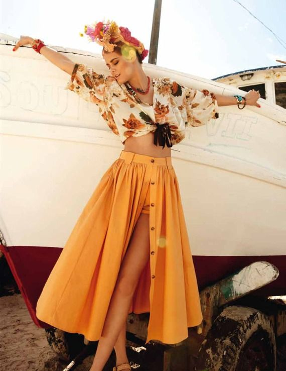 Beautiful Editorial - It makes me want to travel to Brazil