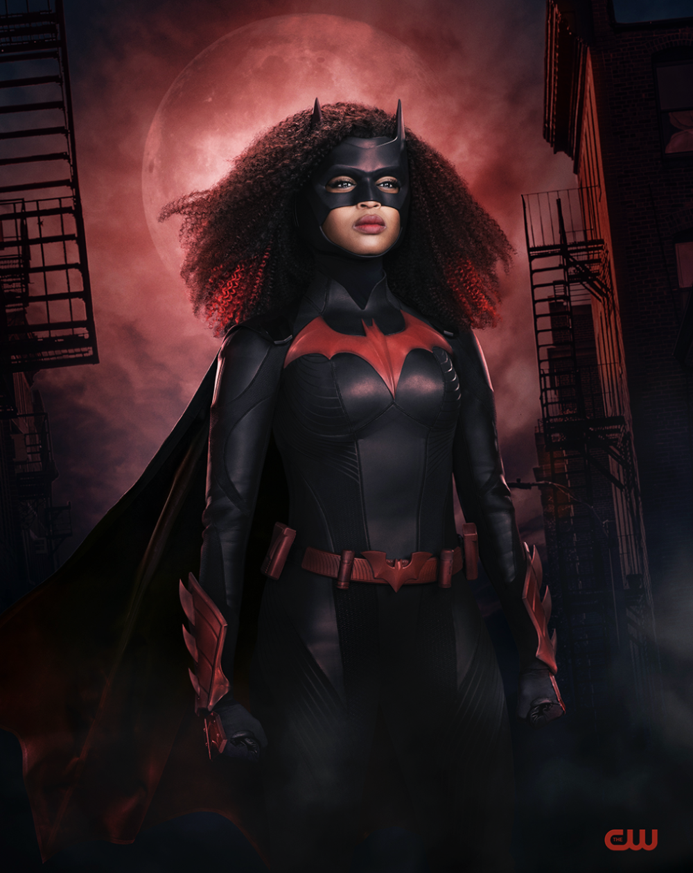 Javicia Leslie Shares First Look At Her Batwoman Suit - UNILAD