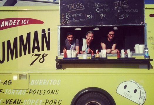 Montreal food trucks the full list when and where travel