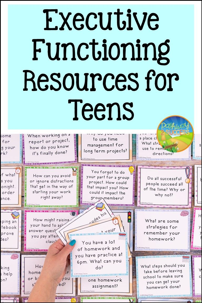 Executive Functioning Resources in 2020   Executive ...
