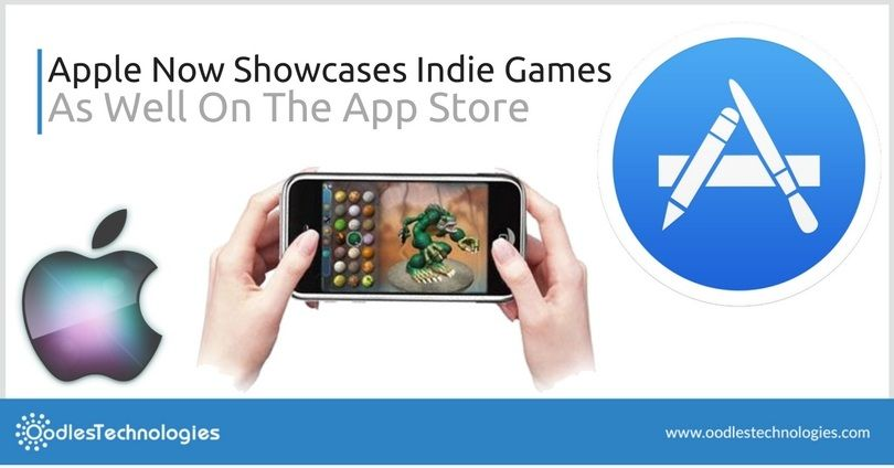 Apple Now provide a safe haven to all the #IndieGameDevelopers  VISIT:- http://www.oodlestechnologies.com/blogs/Apple-Now-Showcases-Indie-Games-As-Well-On-The-App-Store  #AppleUsers #IphoneUsers #AppStoreOptimisation #IndieGames #mobileAppDevelopers