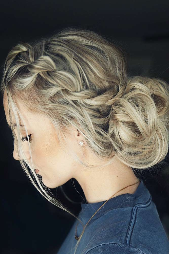 36 Amazing Graduation Hairstyles For Your Special Day Graduation Hairstyles Medium Hair Styles Grad Hairstyles