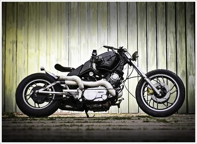 1982 Yamaha Virago Xv 920 Custom By Shed Built Bikes