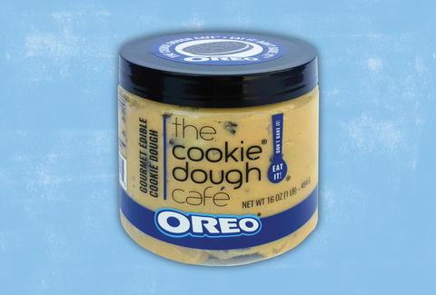 Branded Cookie Dough Desserts #chocolatechipcookiedough