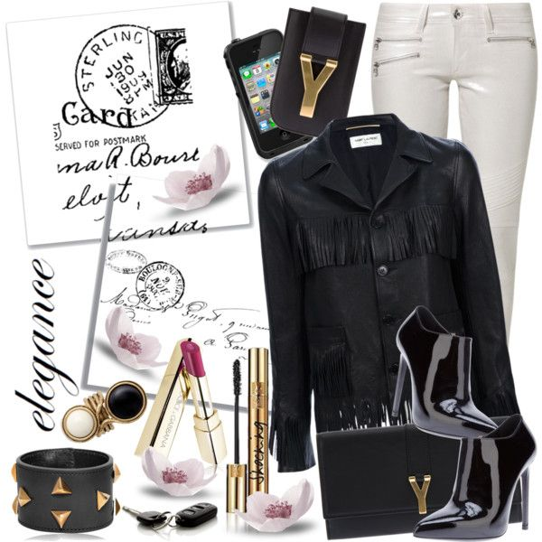 """""""Elegance In The City"""" by jacque-reid on Polyvore"""