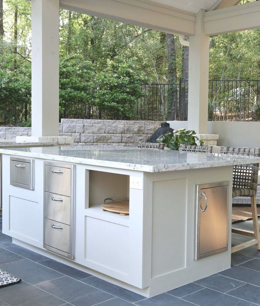 47 Awesome Outdoor Kitchen Design Ideas You Will Totally Love