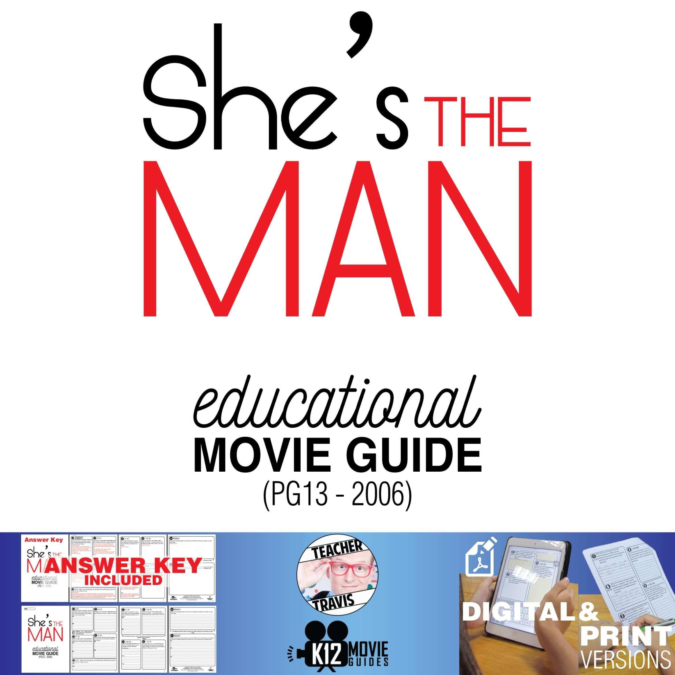 She S The Man Movie Guide