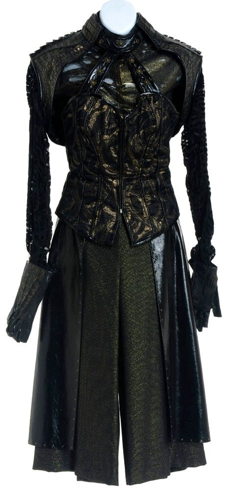 Stargate Atlantis Wraith Queens Skin Texture