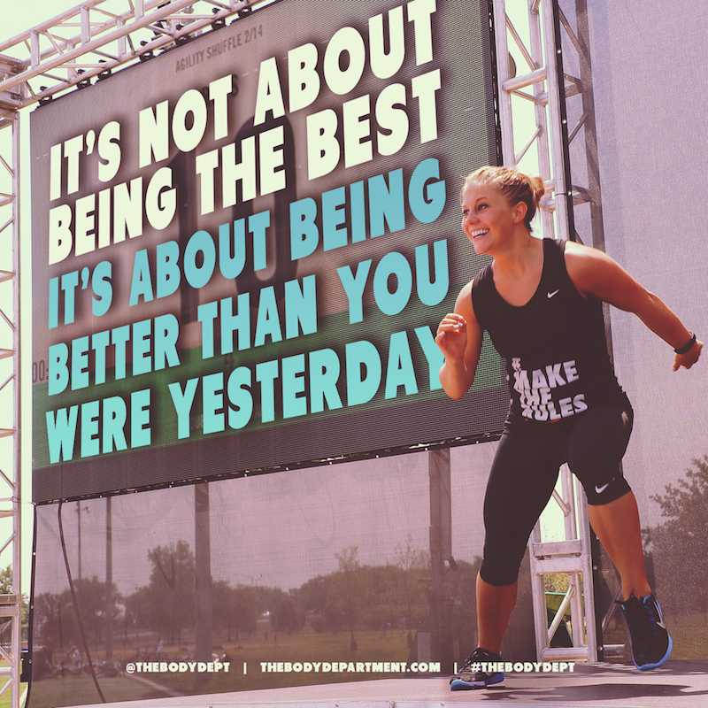 Pin By Shawn Thompson On Fitness Quotes: Fitspiration: Be Better