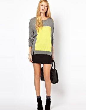 Enlarge Whistles Animal Jacquard Jersey Tube Skirt