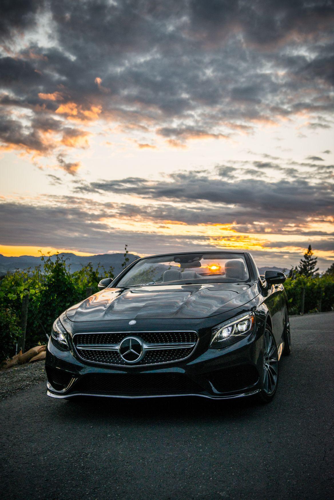 Open-top luxury. Photo by Trent Bona (www.trentbona.photoshelter.com) for #MBphotopass via @mercedesbenzusa