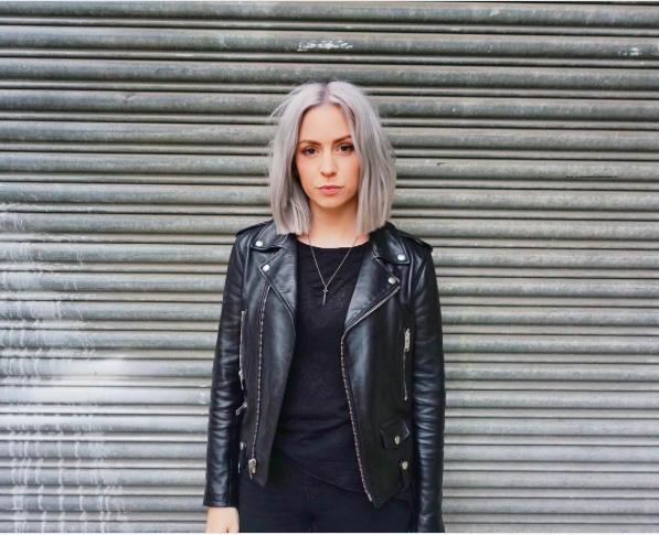 Gemma Styles Grey Short Hair Inspiration For My Next Hair Appointment Gemma Styles Style Grey Fashion