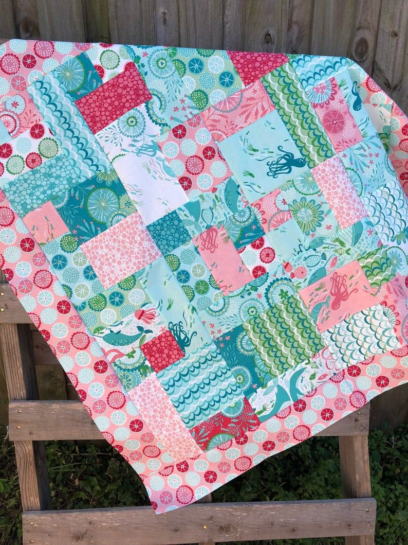 Pin on Quilting: Scrappy Happy