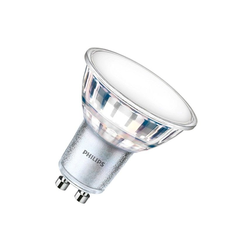 Bombilla Led Gu10 Philips Corepro Spotmv 5w 120 Efectoled Bombillas Bombillas Led Led