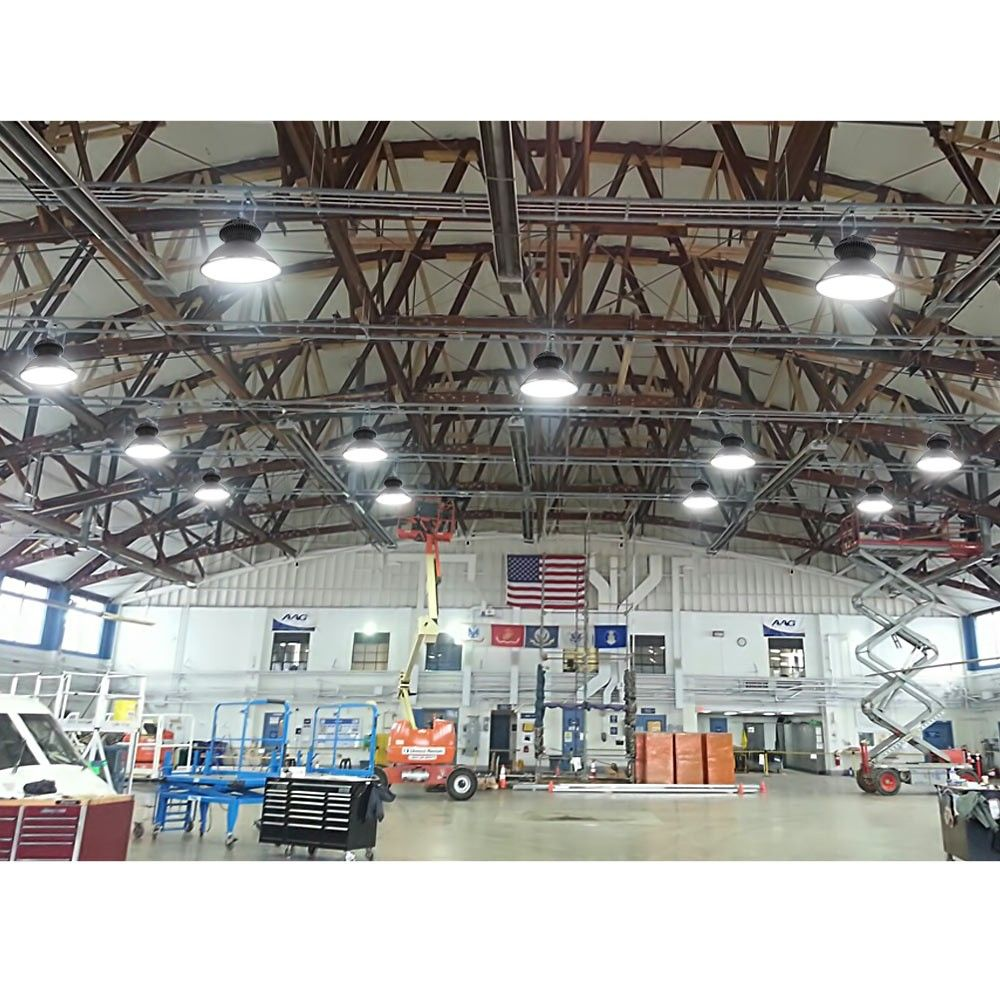 105w Led High Bay Lighting Fixture 9600lm Warehouse Lighting 250w Hps Or Mh Bulbs Equ Industrial Style Lighting Industrial Light Fixtures Industrial Lighting