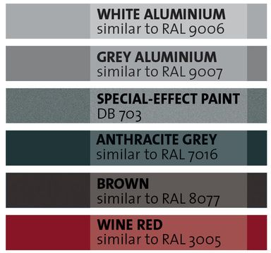 The highly thermal effective aluminium frame provides high level of security strength and energy savings. Call Groke doors to ...  sc 1 st  Pinterest & Our contemporary front doors are a product of finest materials ... pezcame.com
