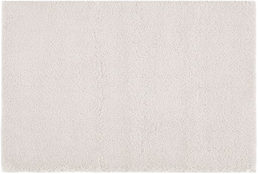 Marshmallow Bath Rug Collection, Taupe, 20″ x 30″