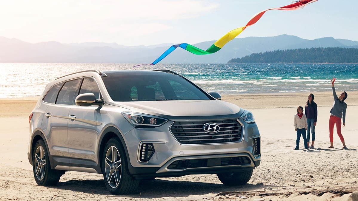 Best New Car Deals For Memorial Day Best New Cars Best Suv For Family Hyundai Santa Fe