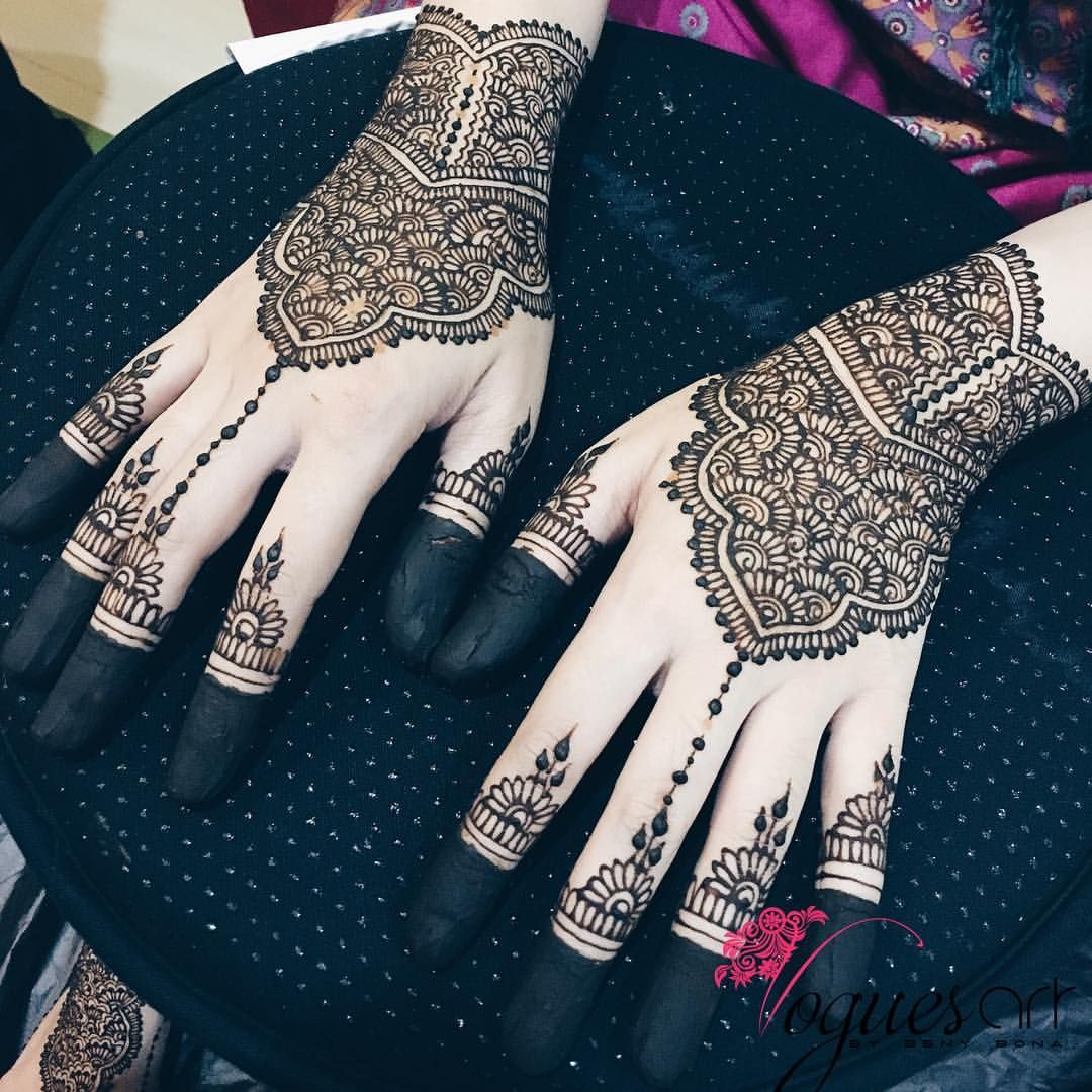 See This Instagram Photo By Voguesart Henna 51 Likes