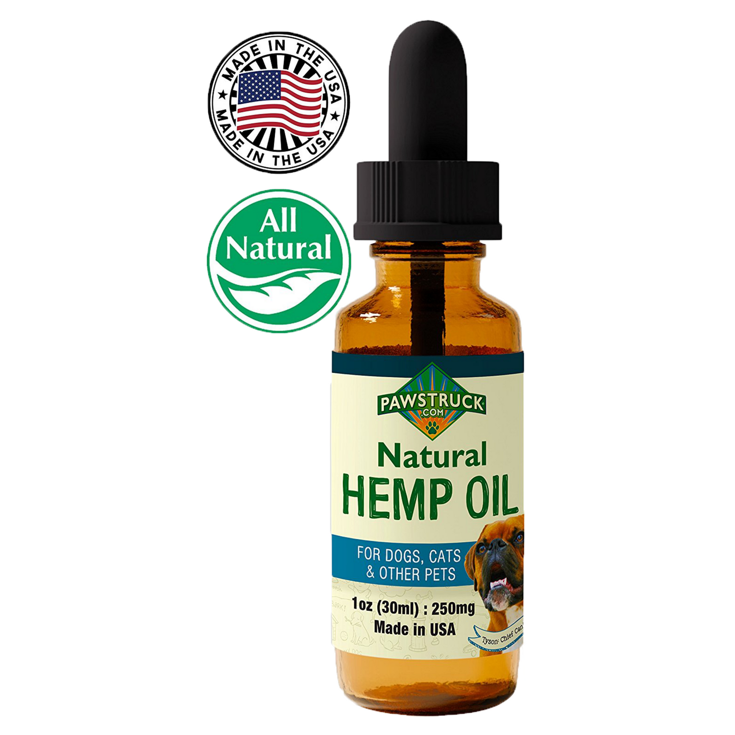 Hemp Oil for Dogs & Cats (250mg) (With images) Oils for