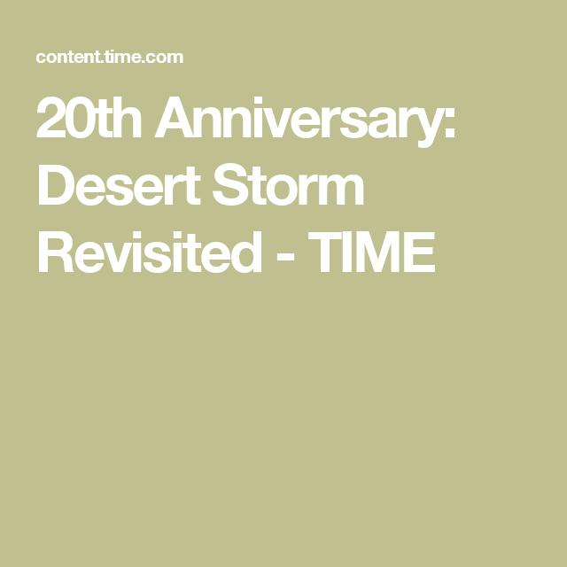 View Desert Strom Photo Essay not