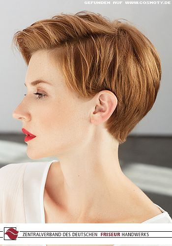 Cosmoty kurzhaarfrisuren damen – Moderne Frisuren