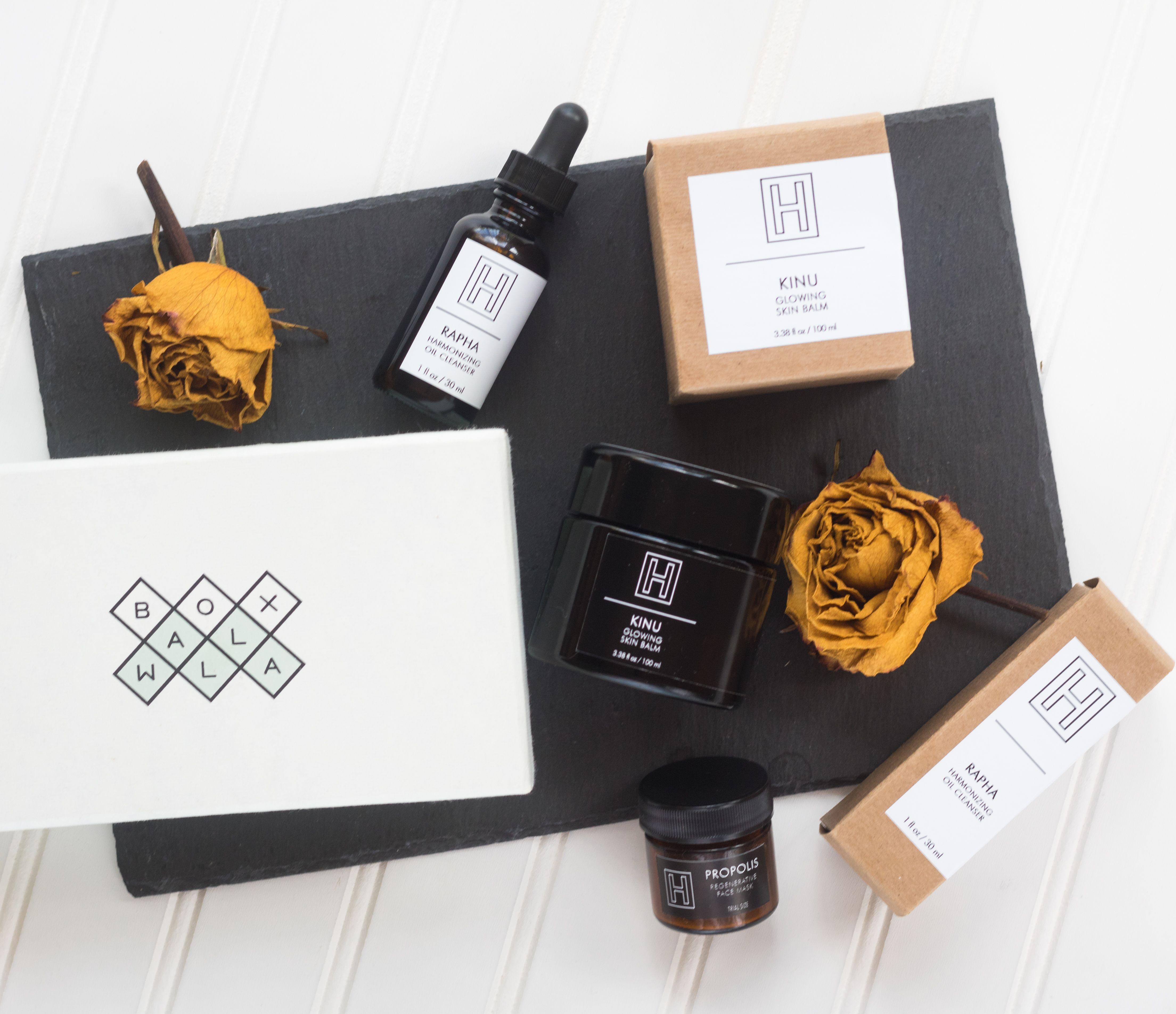 The October 'Wild Honey' Beauty Box Beauty box