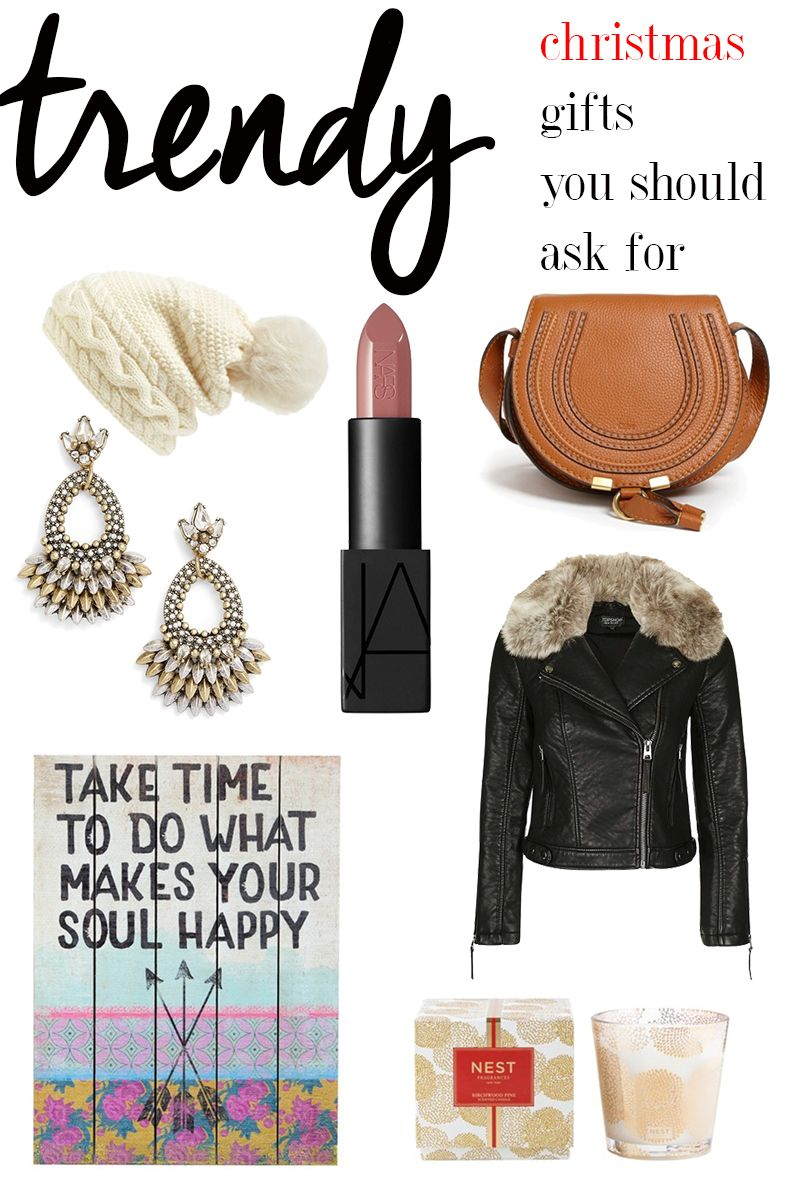 5 Trendy Christmas Gifts You Should Ask For | Beauty: Blogger Love ...