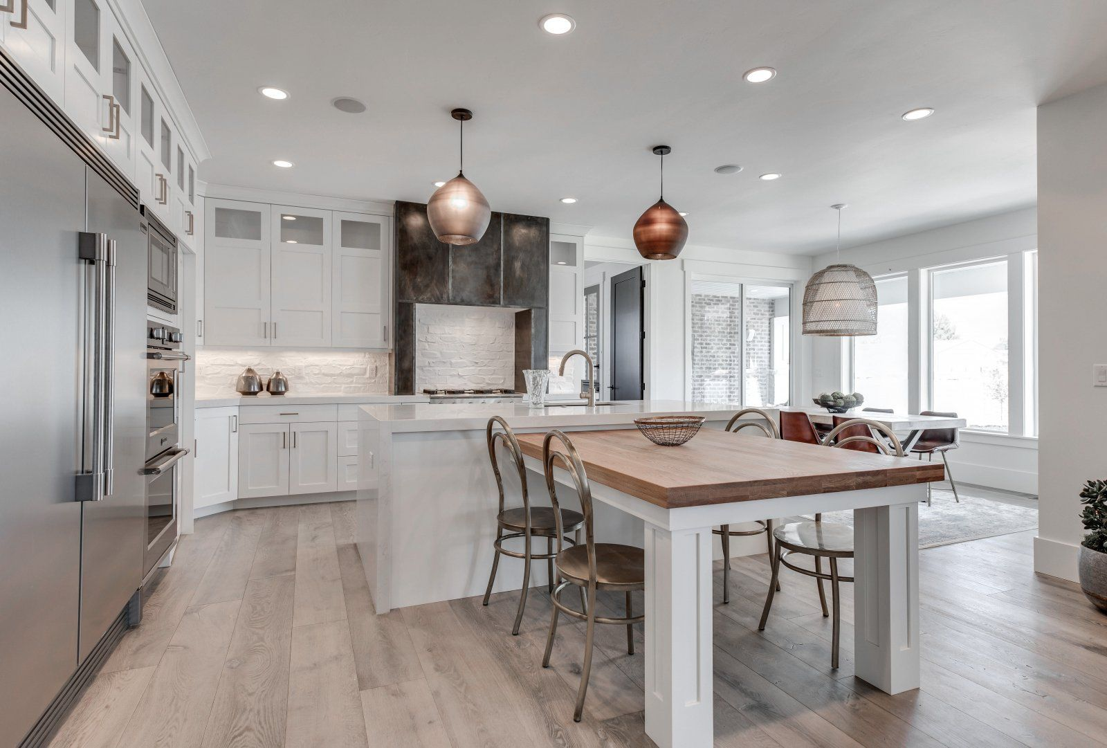 J Craft   Salt Lake Parade Of Homes 2016   I Love The Color Of The Flooring  And The Cabinets
