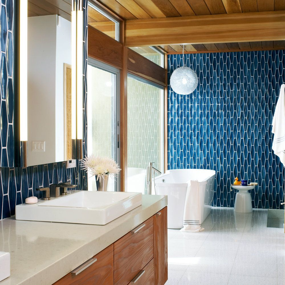 Fresh New Looks for a Bathroom | Easy tricks, Spaces and Bath
