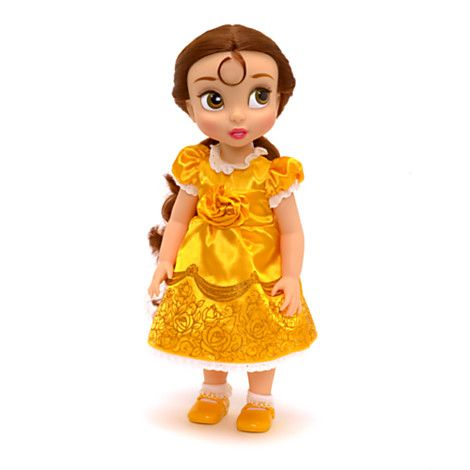 disney belle animator doll little girl 39 s toys pinterest belle disney belle and dolls. Black Bedroom Furniture Sets. Home Design Ideas
