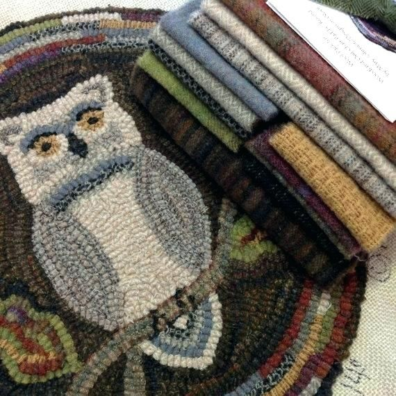 Image Result For Advanced Rug Hooking Kits With Wool