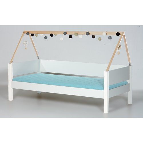 Best Harriet Bee European Single Tent Bed With Attachment In 2019 Convertible Toddler Bed Cabin 400 x 300