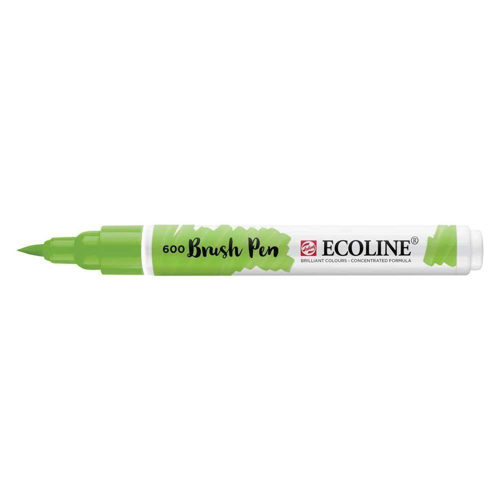 Amazon Com Ecoline Liquid Watercolor Brush Pen Set Of 10
