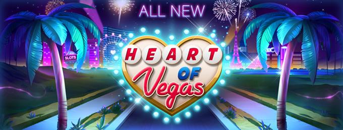 Heart Of Vegas Problems