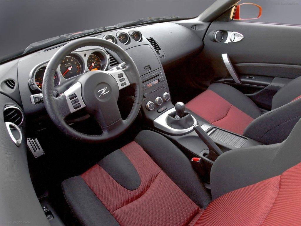 Nissan 350z Nismo Interior